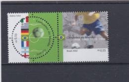 Brazil 2002 FIFA World Cup Football MNH/** (H57) - 2002 – South Korea / Japan