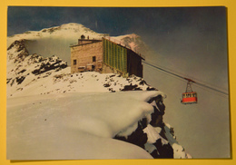 Cartolina Stazione Arrivo Funivia Punta Indren 1960 - Non Classificati