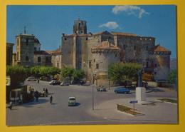 Cartolina Serracapriola Castello Medioevale 1967 Ca. - Foggia