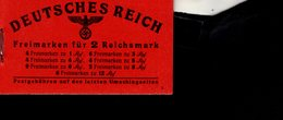 Markenheftchen 48.3 Adolf Hitler ** Postfrisch MNH Neuf (2) - Deutschland