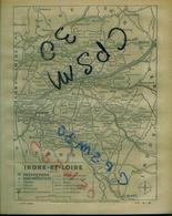 ANNUAIRE - 37 - Département Indre Et Loire- Année 1940 - édition Didot-Bottin - 98 Pages - Annuaires Téléphoniques