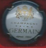Capsule CHAMPAGNE Henri Germain N°: 30 - Germain