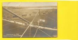 BUC Carte Photo 1910 L'Aérodrome Vu D'un Farman (Senouque) Yvelines (78) - Buc