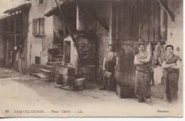 63  CHATEL-GUYON   -  Vieux Châtel - Châtel-Guyon