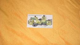 CARTE PARFUMEE CHYPRE SAUZE BUN VERITABLE PARFUM...DATE ?.. - Cartes Parfumées