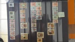 Très Belle Collection D'URSS Avec Beaucoup De NON DENTELES Et SURCHARGES  . A Saisir !!! - Stamps