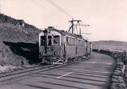 Suisse SH, Chemin De Fer, Strassenbahn Schaffhausen - Schleitheim, Siblingen, Photo 1963 BVA, StSS 141 - SH Schaffhouse