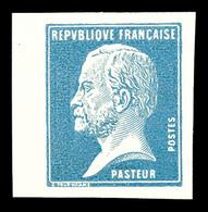 N°176, 50c Pasteur, épreuve D'essai Sans Valeur, TB (signé Calves)  Qualité: (*) - Abarten Und Kuriositäten