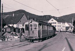 Suisse SH, Chemin De Fer, Strassenbahn Schaffhausen - Schleitheim, Siblingen, Photo 1964 BVA, StSS 142 - SH Schaffhouse