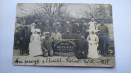 Photo Carte Postale ( V9  ) Ancienne De Nogent Sur Seine - Nogent-sur-Seine