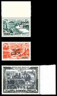 N°49/51, Série Complète. TB  Qualité: **  Cote: 622 Euros - Reunion Island (1852-1975)
