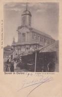 619  Charleroi L Eglise Et La Kermesse - Charleroi