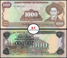 Nicaragua | 200.000 Cordobas | Dubble ERROR | 1990 | P.162 | AUNC - Nicaragua
