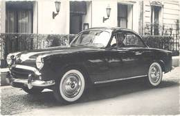 Cpsm Automobile – La Production Simca – Le Coupé De Ville   ( AU ) - Turismo