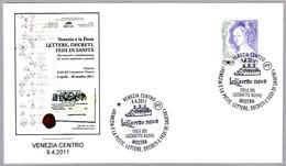 VENECIA Y LA PESTE - Venezia E La Peste - Lazzaretto Nuovo. Venezia 2011 - Enfermedades