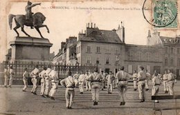 CHERBOURG L INFANTERIE COLONIALE - Cherbourg