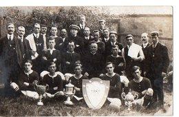 ANGLETERRE - Equipe De Foot - Soccer