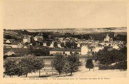 - PONT Sur YONNE - Vue Prise De L'aqueduc Des Eaux De La Vanne  -6837- - Pont Sur Yonne
