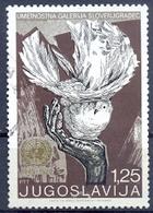 YU 1970-1399 25A°UNO, YUGOSLAVIA. 1v, Used - Oblitérés