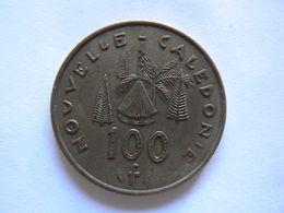 Nouvelle-Calédonie - Monnaie De 100 Frs En Bronze Et Aluminium. Année 1987 - Nieuw-Caledonië
