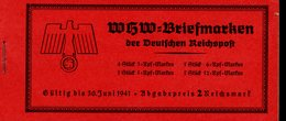 Markenheftchen 47 Winterhilfswerk Bauwerke  MNH ** Postfrisch Neuf (2) - Deutschland