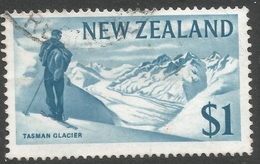New Zealand. 1967 Decimal Currency. $1 Used. SG 861 - Used Stamps