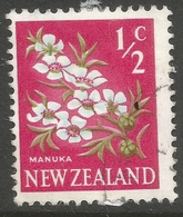 New Zealand. 1967 Decimal Currency. ½c Used. SG 845 - Used Stamps