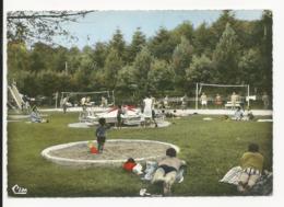 St-Léonard-de-Noblat - Parc De Vacances De Beaufort - Vue Partielle Des Terrains De Jeux - Saint Leonard De Noblat
