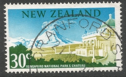 New Zealand. 1967 Decimal Currency. 30c Used. SG 859 - Used Stamps