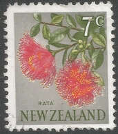 New Zealand. 1967 Decimal Currency. 7c Used. SG 853 - Used Stamps