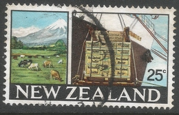 New Zealand. 1967-70 Definitives. 25c Used. SG 877 - Used Stamps