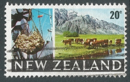 New Zealand. 1967-70 Definitives. 20c Used. SG 876 - Used Stamps
