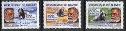 Guinée 2007 Louis Pasteur  MNH - Louis Pasteur