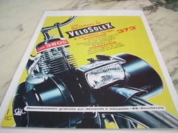 ANCIENNE PUBLICITE ESSAYEZ LE VELOSOLEX 1967 - Motos