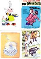 """40 CPM Thème """" Humour """" Ayant Circulées Et Neuves  3 Scans Représentatifs - 5 - 99 Postcards"""