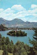 SLOVENIA-BLED- VIAGGIATA 1977   FG - Slovenia