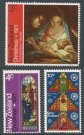 New Zealand. 1971 Christmas. MH Complete Set. SG 964-966 - New Zealand