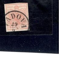 Lombardy-Venetia1850:Michel 3 Used - Lombardije-Venetië