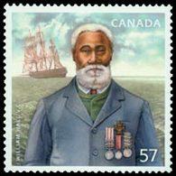 CANADA William Hall V.C. 2010 1v Neuf ** MNH - Unused Stamps