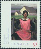 CANADA Art 2010-Prudence Heward 1v Neuf ** MNH - 1952-.... Règne D'Elizabeth II