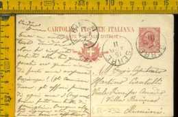 Regno Cartolina Intero  Postale Serre Rimini - 1900-44 Victor Emmanuel III