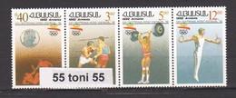 1992 Sport XXV Olympic Games In Barcelona 4v.-MNH  ARMENIA - Francobolli