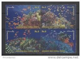 Pakistan (2012)  - Set  -   /  Marine Fauna - Fauna Marina - Fishes - Poissons - Coral Reefs - Marine Life