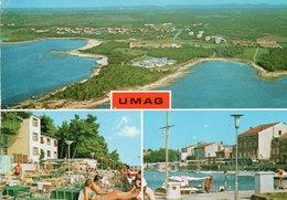UMAG- VIAGGIATA 1983   FG - Croazia