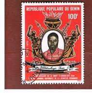 BENIN  - SG 691 -      1978   ABDOULAYE ISSA   - USED ° - Benin – Dahomey (1960-...)