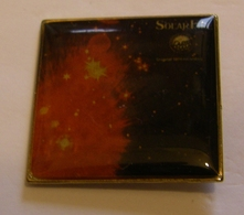 MANFRED MANN'S EARTH BAND SOLAR FIRE ALBUM POPLIGHT COLLECTION Limited Edition Limitee Numero Number #63 Pin Pin's Pins - Musique