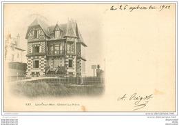 14 LION-SUR-MER. Chalet La Neva 1902 - Frankreich