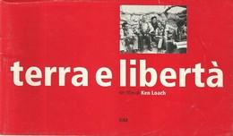 """5051""""TERRA E LIBERTA'-UN FILM DI KEN LOACH""""BROCHURE 1995 ALLEGATA A L'UNITA' - 48 PAGINE+COPERTINE- ORIG. - Libri, Riviste, Fumetti"""