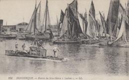 "Transports - Bâteaux - Guerre - Marine Nationale - Sous-marin ""Ludion"" - Port Dunkerque - Guerra"
