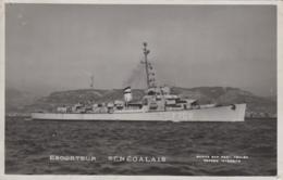 Transports - Bâteaux - Guerre - Marine Nationale - Navire Escorteur Sénégalais - Colson Toulon - Warships